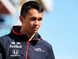 Step to F1 was 'daunting' for Toro Rosso's Albon