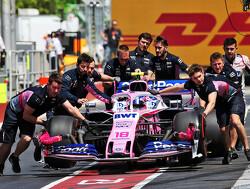 Racing Point stuurt een deel van het personeel naar huis