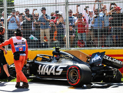Magnussen sees advantage in pit lane start on fresh tyres