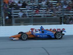 Texas Practice:  Dixon edges Herta to claim fastest time