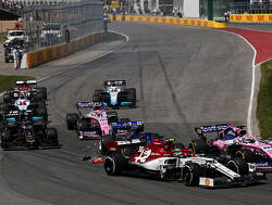 Albon: Braking later into Turn 1 could have prevented accident