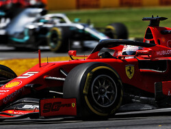 Ferrari officially requests a review of  Vettel's Canada penalty
