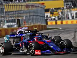 Scuderia Toro Rosso-coureurs vinden de komst van Spec 3 Honda-motor een goede zaak