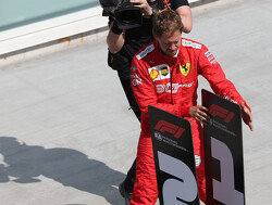 People shouldn't hide emotions in sports - Vettel