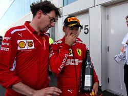 Binotto ziet niet Hamilton, maar Vettel als eerste keuze Ferrari voor 2021