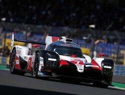 Kobayashi ends Le Mans practice on top