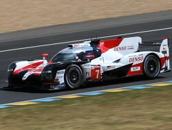 Le Mans Q1: #7 Toyota on top despite crash, #8 Toyota struggles