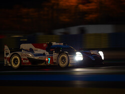 Le Mans Q3: Kobayashi claims pole and heads Toyota 1-2