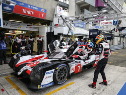 Toyota 'thought about' swapping order after #7 puncture
