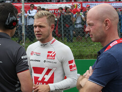 Magnussen keen to race at Le Mans with his father