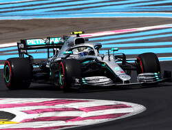 FP3: Bottas on top as Mercedes stretches clear of Ferrari
