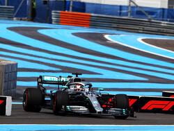 "Hamilton komt goed weg na foutje in VT2: ""Dat kan gebeuren op vrijdag"""