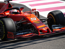 Vettel laments 'difficult' qualifying session