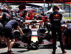 Red Bull need 'a bit of luck' for podium finish - Verstappen