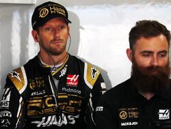 Grosjean zal moeten presteren voor nieuw contract bij Haas