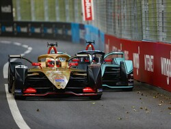 Swiss ePrix: Vergne holds off Evans for victory