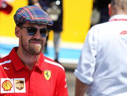 Probleem met batterij zat Vettel dwars in jacht op snelste ronde