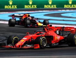 """Leclerc: """"Derde plaats geweldig resultaat na snelheid op vrijdag"""""""