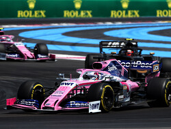 Perez baffled by lap 1 penalty