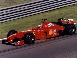 "Eddie Irvine: ""Michael Schumacher was slecht in ontwikkelen van auto's"""