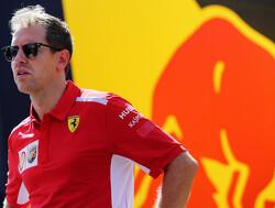 Vettel kan terugkeer bij Red Bull Racing op zijn buik schrijven