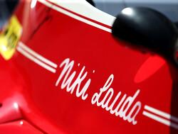 Formule 1 staat stil bij het overlijden van Niki Lauda