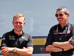 Magnussen has no concerns over Haas future
