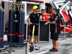 Ricciardo niet klaar om nieuw contract bij Renault te tekenen