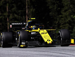 Hulkenberg in favour of Austria kerbs despite wing damage