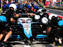 Russell to start from pit lane after front wing change