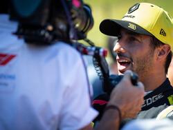 Something 'fundamentally wrong' with car in qualifying - Ricciardo
