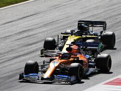 Sainz: Renault battle shows McLaren's strong progress
