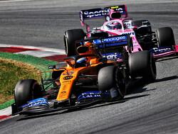 Sainz: McLaren's race pace was 'very special'