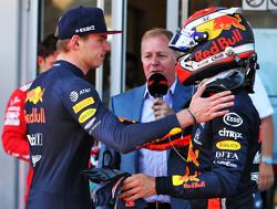 Ricciardo verrast door kloof tussen Gasly en Verstappen