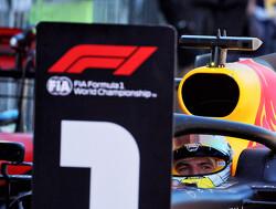 """Max Verstappen: """"Liever wereldkampioen dan hattrick in Oostenrijk"""""""