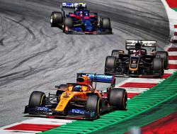 Sainz enorm verrast door sterke racepace McLaren op Red Bull Ring