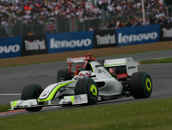 Button to drive championship winning Brawn car at Silverstone