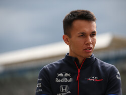 Albon not looking over his shoulder in relation to F1 future