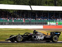 Surprising lack of grip behind pit lane spin - Grosjean