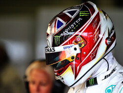 Hamilton rues 'not good enough' lap in qualifying