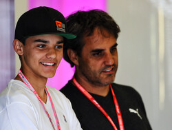 Montoya 'looking forward' to seeing son Sebastian race Mick Schumacher