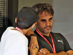Throwback - Montoya haalt Schumacher in voor P1 tijdens zijn derde F1-race