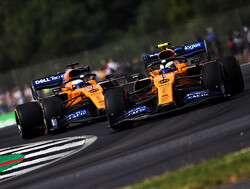 McLaren encouraged by 'productive' Friday