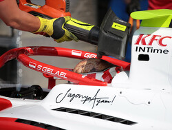 Gelael pulls out of Silverstone races