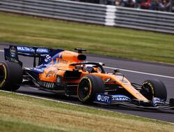 "Sainz weer sterk in Groot-Brittannië: ""Ook zonder safety car in goede positie"""