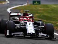 """Raikkonen niet tevreden na P8: """"Het was geen sterk weekend"""""""