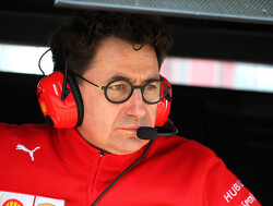 Binotto: Difficult race shows the work needed to close the gap