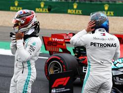 """Lewis Hamilton: """"Er is niets persoonlijks tussen mij en Valtteri"""""""
