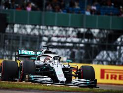 British Grand Prix: Hamilton wins chaotic Silverstone race