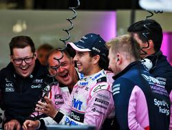 Prioriteit Perez ligt bij verlengen contract met Racing Point